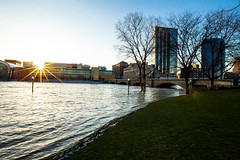 GRAND RAPIDS FLOOD 2013-1339 (RichardDemingPhotography) Tags: flooding flood michigan grandrapids grandriver grandrapidsmichigan floodwater westmichigan downtowngrandrapids puremichigan flood2013 michiganflooding grandrapidsflood