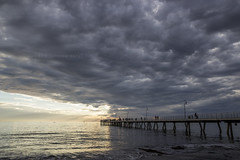 Number 112 of 365 / 2013 - Storm Chaser, Glenelg, Adelaide, South Australia (MarkFromAdelaide) Tags: mark adelaide glenelg voodoo stormclouds day112 stormfront impendingstorm glenelgpier glenelgjetty voodoophotography glenelgsouthaustralia day112365 incomingstormclouds 3652013 365the2013edition markfromadelaide thunderstormdue 22apr13
