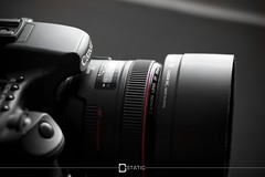 Canon 50mm 1.2 USM (Bstatic) Tags: camera light white black beautiful canon lens photography 50mm photo pretty natural quality awesome fans 12 simple canonxti canon50mm12 canon60mm28
