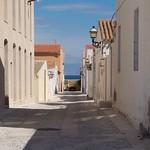 Street in Isala Tabarca