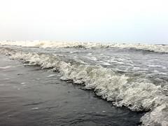 Agitado mar de playa Miramar, Paraíso, Tabasco (Caneckman) Tags: