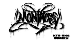 Montrose (KTNuno) Tags: digital graffiti tag tags illustrator graff script graffit