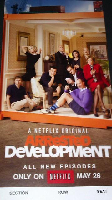 Arrested Development Premiere
