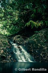 Talong Mabilog (Gilbert Rondilla) Tags: nature water glass 50mm diy nikon san stream long exposure welding philippines falls filter nd filipino flowing laguna rafael pinoy 18d ndfilter luisiana d90 weldingglass nikond90