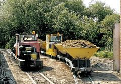 Cherry Orchard (Kingmoor Klickr) Tags: industrial railway gauge narrow rochford 8614 miltonhall motorrail gordonedgar butterleybuildingmaterials cherryorchardbrickworks hawkwel