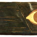 "<b>Tile</b><br/> Schwarz, LFAC#874, Stoneware, Ceramics<a href=""http://farm9.static.flickr.com/8402/8698445427_50f6a0b3d9_o.jpg"" title=""High res"">∝</a>"