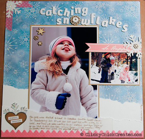 LOAD1: Catching Snowflakes