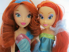 Cute & beautifull <3 (starwinx77) Tags: club season toys doll pacific 5 collection bloom harmonix witty jakks winx