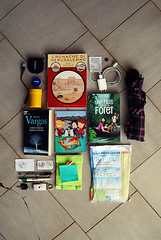 What's In My Bag (4 maggio 2013) (juri_kid_a) Tags: film umbrella foto photos books business libri card da whatsinyourbag biglietto whatsinmybag visita ombrello pellicole usbkeys pennausb