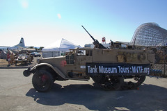 IMG_0591 (Tumerboy) Tags: field flying technology military may foundation b17 vehicle mustang 18 fortress liberator b24 p51 moffett collings 2013 51813 mvtf