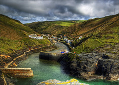 Photo of Boscastle Harbour