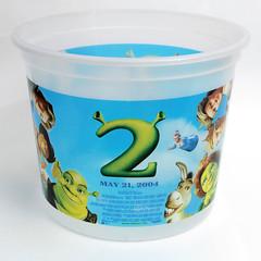 พิมพ์ถังป๊อปคอร์นยักษ์ | CMYK Screen Print Bucket Shrek
