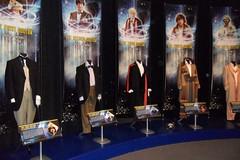 First to Fifth Doctor ( dieffe) Tags: mostra exhibition exposition doctorwho esposizione costumi exposicin costumediscena stagecostume abitidiscena abitodiscena trajedeescena costumedescne