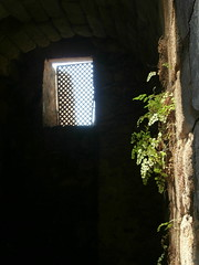 Aljibe (dokusha.san) Tags: luz window ventana agua alcazaba piedra mrida aljibe