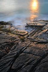 SeaLight (Leathanach) Tags: grian sun rocks creagan cladach muir sea uisge water shore isleofharris