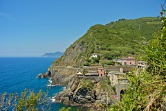 2016-07-04 at 14-22-52 (andreyshagin) Tags: riomaggiore italy architecture andrey shagin summer nikon d750 daylight trip travel town tradition beautiful
