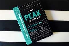Peak chocolate bar (gabymorag) Tags: trueprotein chocolate fitness supplement