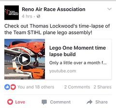Whaaaat?! (tbone_tbl) Tags: moment one legacy rara lancair class sport nevada reno races racing race air airplane lego