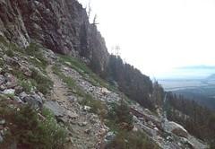IMG_1265 (matdooley) Tags: middle teton grand tetons national park wyoming mountaineering scrambling bouldering