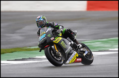 Alex Lowes 22 (lewis wilson) Tags: motorbikes motorcycle racing motogp silverstone circuit canon canon5dm3 canon100400 england flick speed monsterenergy alexlowes22 yamaham1 yama tech3 monster
