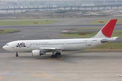 JA8659 Airbus A.300B4-622R JAL Japan Airlines (pslg05896) Tags: hnd rjtt tokyo haneda airbus a300 jal japanairlines ja8659