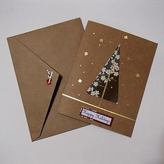 happy-holiday-card (Julie Savard) Tags: origami handmade handmadecards orijuju juliesavard carteenorigami greetingcards collage mixedmedia paperfolding christmas christmastree christmascards holidaycards seasonsgreeting christmastreecards holyday