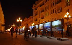 (PahaKoz) Tags:       summer  city cityscape street moscow evening even eventide