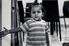 20160816-DSC_2745 (Vighnaraj Bhat) Tags: nikon d750 50mmf18 niftyfifty blackwhite bokeh bw bokehlicious kid depthoffield portrait theunforgettablepictures indoor child