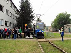 Konstal 105Na, #2, Tramwaje lskie (transport131) Tags: tram tramwaj bdzin kzk gop t konstal 105na