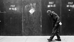 Charles (ShelSerkin) Tags: shotoniphone hipstamatic iphone iphoneography squareformat mobilephotography streetphotography candid portrait street nyc newyork newyorkcity gothamist blackandwhite