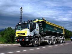 Iveco Trakker 500 Euro5 (Falippo) Tags: autocarro camion mezzodopera ribaltabile truck tipper kipper lkw iveco ivecotrakker trakker italiantruck