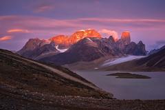 The Kingdom of Asgard (arturstanisz1) Tags: arturstanisz arctic canada canadianarctic mountasgard mountains nunavut natural sunrise sky phototours photgraphy
