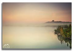 framedherrington (timothytripod) Tags: herringtoncountrypark houghton sunderland washington longexposure leefilters fog mist water lake sunrise explore