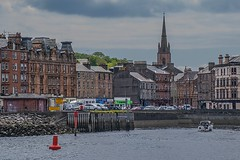 Rothesay (MC Snapper78) Tags: scotland nikond3300 landscape buildings architecture firthofclyde isleofbute rothesay argyllandbute marilynconnor