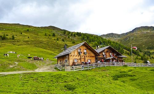 Malga Klammbachalm - Italy