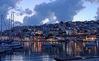 Mikrolimano in Piraeus