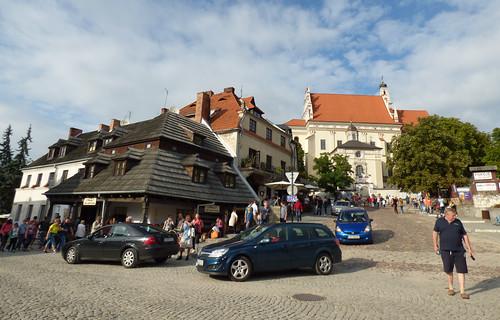 Kazimierz-Dolny - view