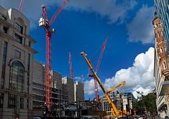 _DSC9224 copy (NRM the 2nd) Tags: htcwolffkran wolffkran 355b 500b ainscough liebherrltm1750 goldmansachs london cityoflondon construction 2016