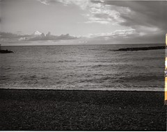 Sidmouth Beach (ifleming) Tags: sidmouth new55 atomicx oneshot