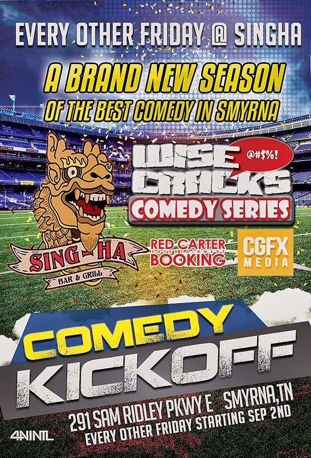 Singha Comedy Promo