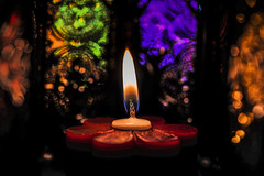 Silent Flame  13/52 Explore (Swissrock) Tags: light flower colors fire march nikon candle 2013 d700 andykobel silentflame 52weeks2013
