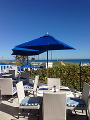 country club in florida (rb1031) Tags: ocean blue beach water lunch florida lauderdale delray