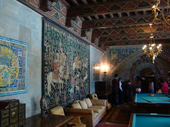 Billiard Room - Hearst Castle (Christian K McCoy) Tags: california sansimeon hearstcastle pacificcoasthighway billiardroom cabrillohighway sansimeonca