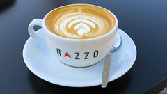 Razzo Flat white