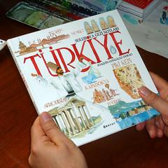 Turkey in watercolors (Joaquin Gonzalez Dorao) Tags: travel viaje turkey de diary journal watercolors diario acuarelas boyut