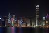 Hong Kong Island (benmfulton) Tags: longexposure skyline skyscraper hongkong nikon nightshot kowloon ifc hongkongisland manfrotto impei d800 bankofchina avenueofthestars nighttimephotography ifcone nikkor2470f28 nikond800 impeipartners