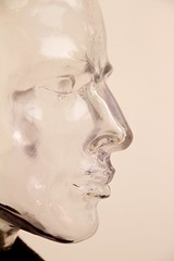 Saatchi Gallery (paulgmccabe) Tags: london art glass face statue gallery artgallery head saatchi kingsroad
