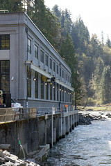 Snoqualmie Plant Two (Puget Sound Energy) Tags: usa unitedstates wash hydro snoqualmiefalls pse renewable hydroelectric greenpower snoq pugetsoundenergy cleanenergy plant2 hydroelectricproject planttwo