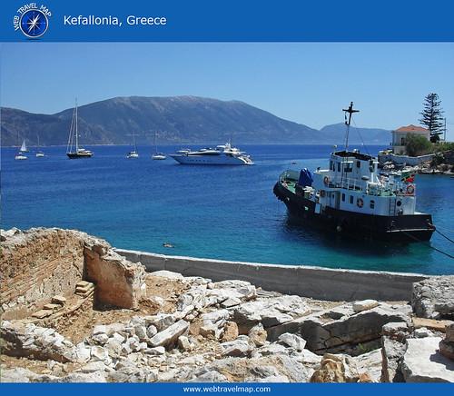 travel vacation holiday tourism adventure explore greece journey guide kefalonia encyclopedia kefallonia webtravelmap