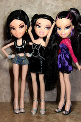 Sugar, Spice, and Everything Nice (bratzfan626) Tags: jade kina bratz
